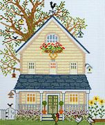 Bothy Threads Summer Cross Stitch Kit