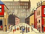 Street Scene - Bothy Threads Tapestry Kit