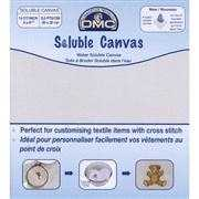 DMC Transparent Soluble Canvas 14 count