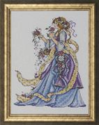 Rose Lady - Design Works Crafts Cross Stitch Kit