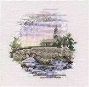 Bridge - Evenweave - Derwentwater Designs Cross Stitch Kit