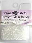 Mill Hill Seed Beads 60161 Crystal