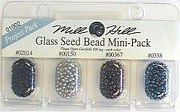 Mill Hill Seed Beads Mini Pack 2
