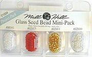 Mill Hill Seed Beads Mini Pack 4