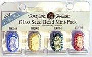 Mill Hill Seed Beads Mini Pack 5