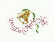 Ding Dong Merrily - Derwentwater Designs Cross Stitch Kit