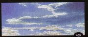 Thea Gouverneur Rolling Clouds Cross Stitch Kit
