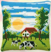 Pako Dairy farm Cross Stitch Kit