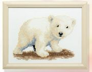 Polar Cub - Pako Cross Stitch Kit