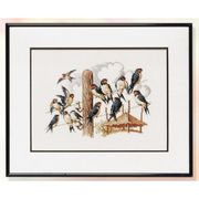 Resting Place - Pako Cross Stitch Kit