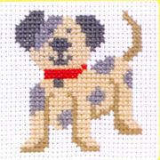 Anchor Toby Cross Stitch Kit