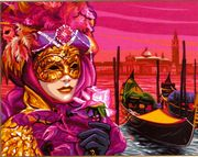 Venice - Royal Paris Tapestry Canvas
