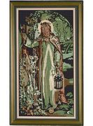Light of the World - Brigantia Tapestry Kit