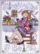 So Many Candles - Design Works Crafts Cross Stitch Kit