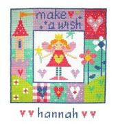 Make a Wish - Stitching Shed Cross Stitch Kit