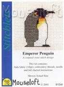 Mouseloft Emperor Penguin Cross Stitch Kit
