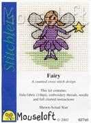Fairy - Mouseloft Cross Stitch Kit