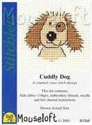 Mouseloft Cuddly Dog Cross Stitch Kit