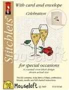 Mouseloft Celebration Wedding Sampler Cross Stitch Kit
