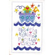 Ark Sampler - Stitching Shed Cross Stitch Kit