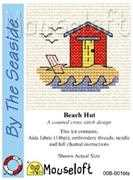 Beach Hut - Mouseloft Cross Stitch Kit