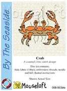 Crab - Mouseloft Cross Stitch Kit