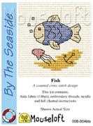 Mouseloft Fish Cross Stitch Kit