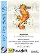 Seahorse - Mouseloft Cross Stitch Kit