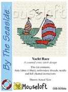 Mouseloft Yacht Race Cross Stitch Kit