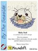 Baby Seal - Mouseloft Cross Stitch Kit