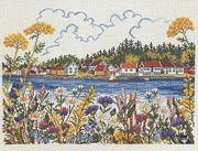 The Lake - Eva Rosenstand Cross Stitch Kit