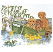 Eva Rosenstand The Rowing Boat Cross Stitch Kit