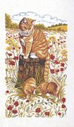 A Watchful Eye - Eva Rosenstand Cross Stitch Kit
