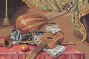 The Instruments - Eva Rosenstand Cross Stitch Kit