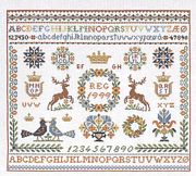 Traditional Crest Sampler