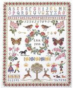 Butterfly Sampler - Eva Rosenstand Cross Stitch Kit