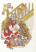 Under The Tree - Eva Rosenstand Cross Stitch Kit