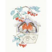 Hideaway - Evenweave - Heritage Cross Stitch Kit
