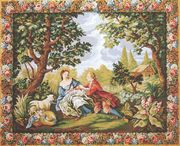 Royal Paris Charms of Country Life Tapestry Canvas