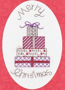 Posh Presents - Derwentwater Designs Cross Stitch Kit