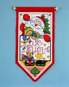 Design Works Crafts We Believe Christmas Cross Stitch Kit