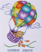 Up, Up and Away - Design Works Crafts Cross Stitch Kit