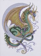Celestial Dragon - Design Works Crafts Cross Stitch Kit