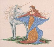 Unicorn - Design Works Crafts Cross Stitch Kit