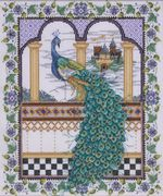 Peacock - Design Works Crafts Cross Stitch Kit