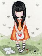 I Gave You My Heart - Bothy Threads Cross Stitch Kit