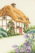 Thatched Cottage - Anchor Cross Stitch Kit