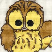 Ollie Owl - DMC Tapestry Kit