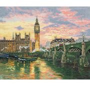 London - Maia Cross Stitch Kit