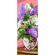 Royal Paris Lilac Bouquet Tapestry Canvas